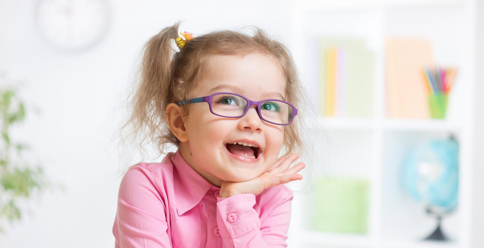 Kinderbrillen - hip, modisch und gut beraten bei Optik Westermeier