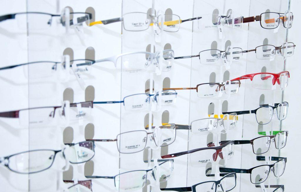 Brillen-Auswahl