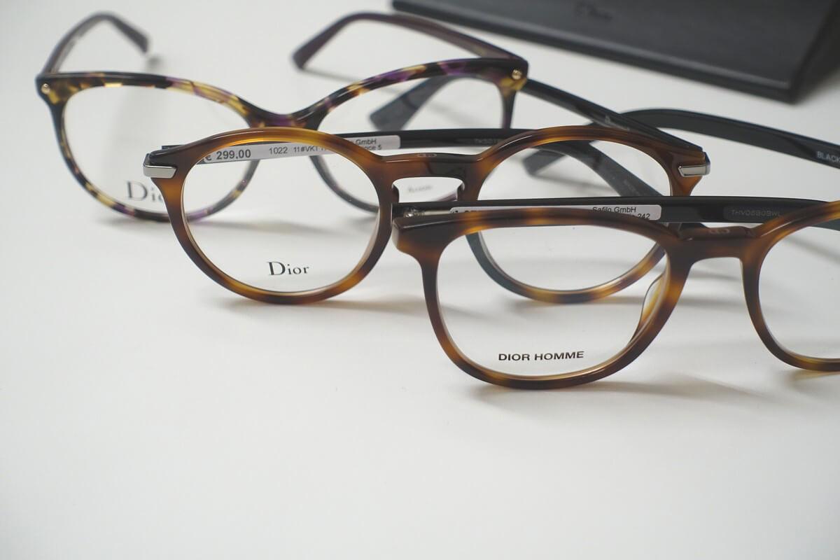 Jetzt neu bei Optik Westermeier Dior Brillen - von der Sonnenbrille ...