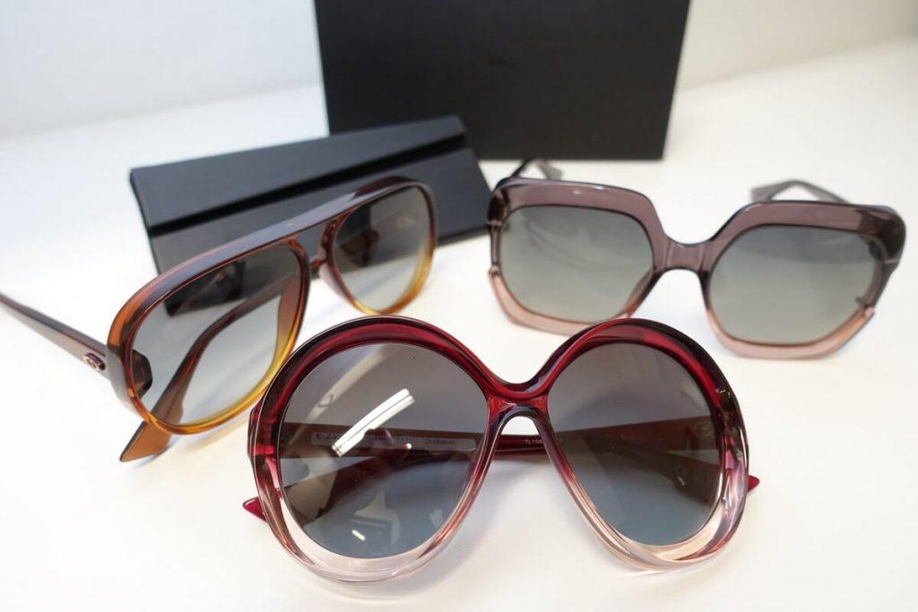 Dior-Brillen bei Optik Westermeier