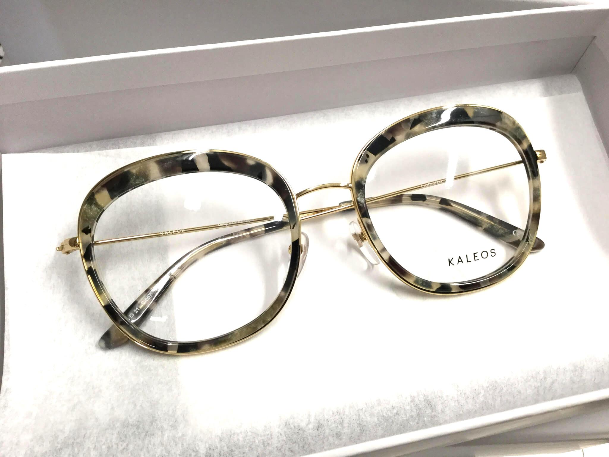 Brille von Kaleos-Eyehunters - neue Kollektion bei Optik Westermeier