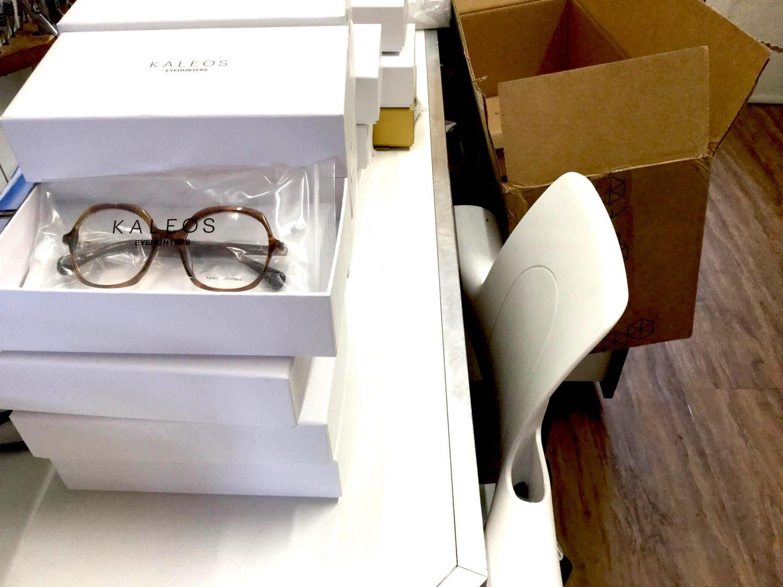 Brille von Kaleos-Eyehunters