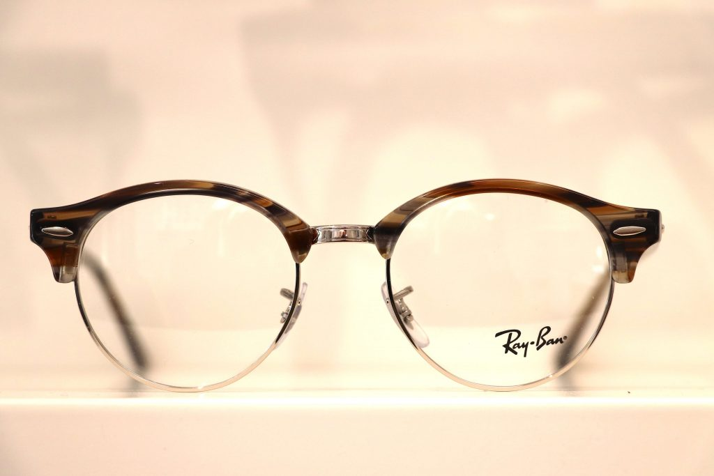 Ray Ban-Brille