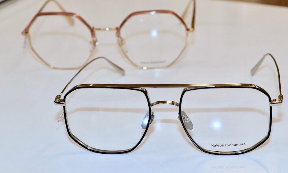 Doppelsteg-Brille bei Optik Westermeier