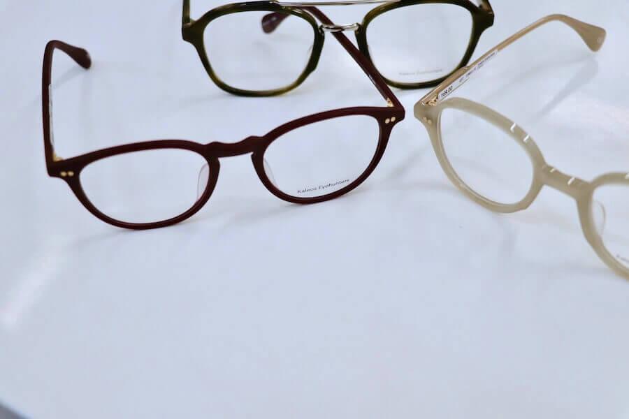 Brillen von Kaleos Eyehunters bei Optik Westermeier