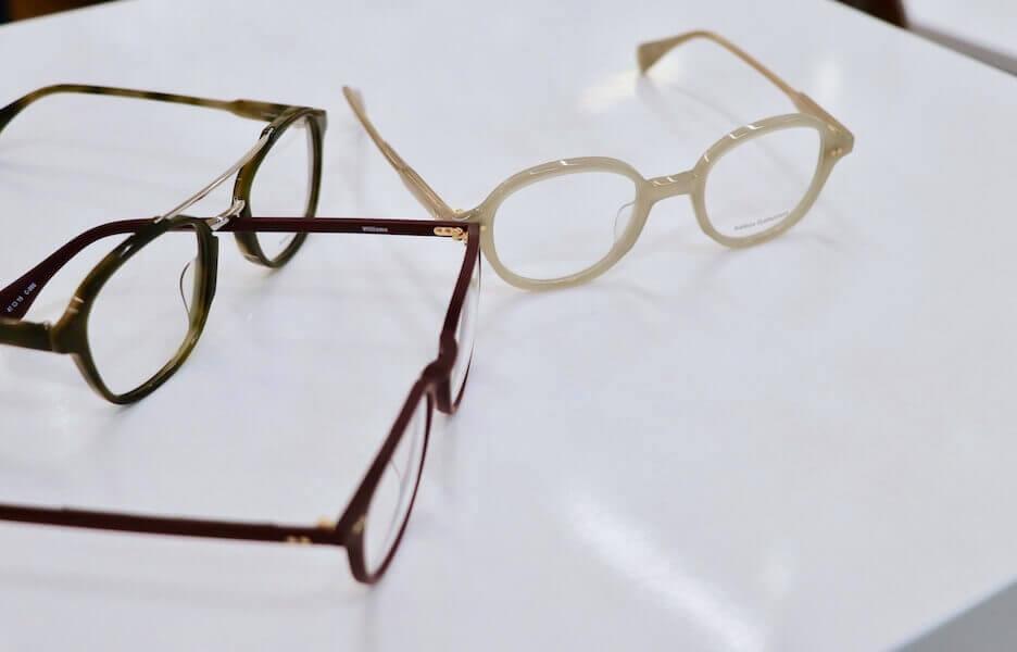 Acetat-Brille bei Optik Westermeier