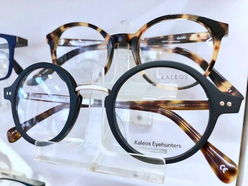 Kaleos Eyehunters Brillen – cool wie nie