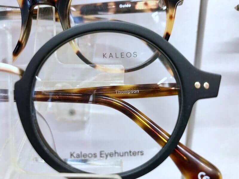 Detail Kaleos Eyehunters Brille bei Optik Westermeier