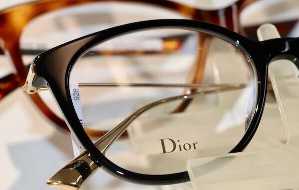 Dior bei Optik Westermeier