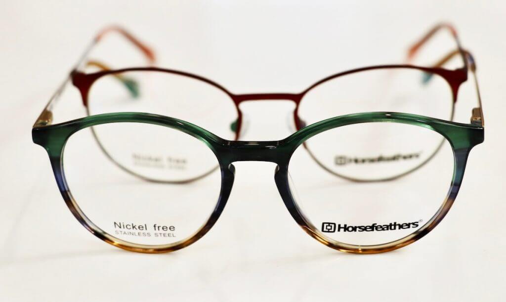 Schliche Brillen von Horsefeathers