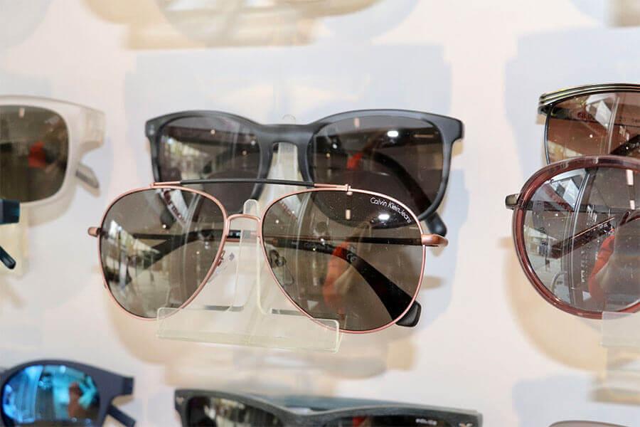 Fliegerbrille-Sonnenschutz