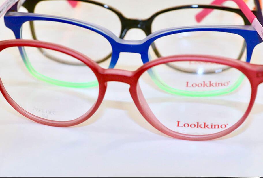 Brillenmodelle von Lookkino